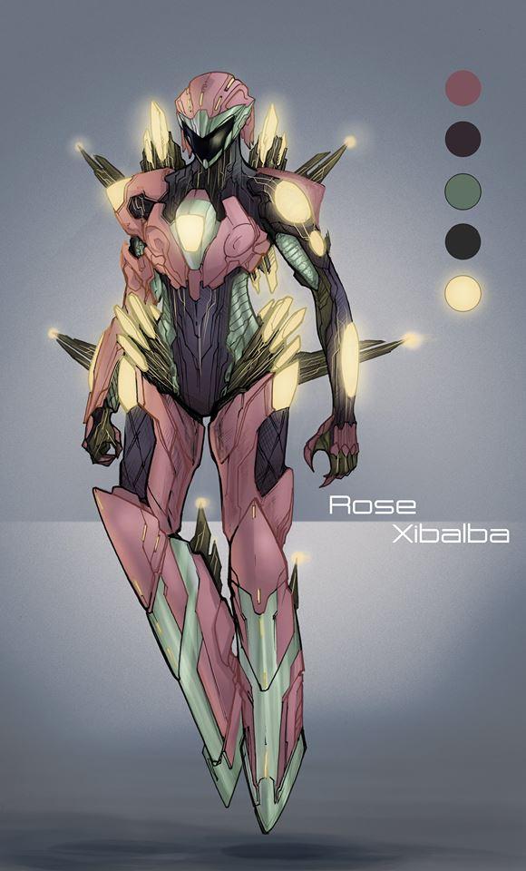 Rose Xibalba