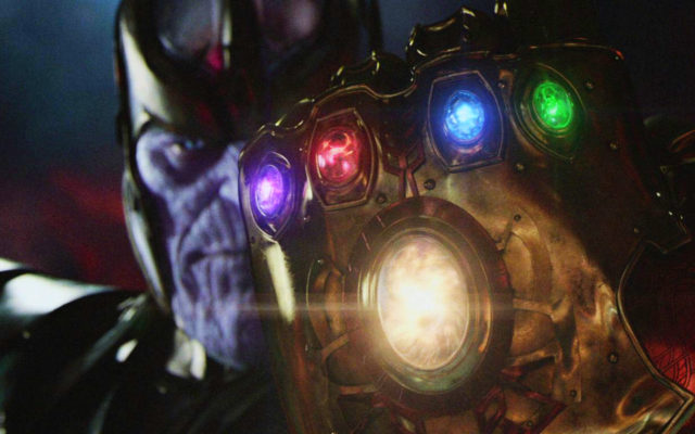 Infinity Gauntlet Writing Something New