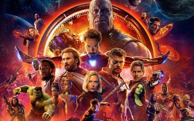 Infinity War Diego Valenzuela
